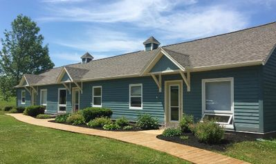Photo for Farmhouse Inn - Cottage Suites in The Coop