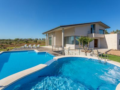 Photo for 2 bedroom Villa, sleeps 4 in Can Picafort with Air Con and WiFi