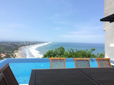 Photo for Awesome Ocean View Villa in Punta Diamante