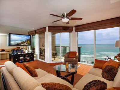Shell Yeah! Epic Views, Remodeled Oceanfront Condo