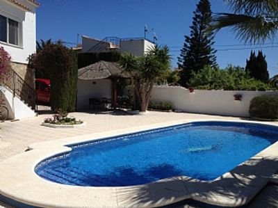 Photo for 5BR Villa Vacation Rental in Calp, Valencia