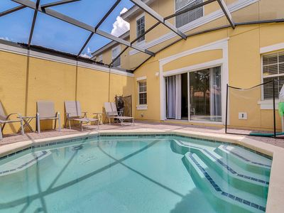 Photo for ENCANTADA (3189YLL) - 3BR 2.5BA private pool, gated Resort, next to club house