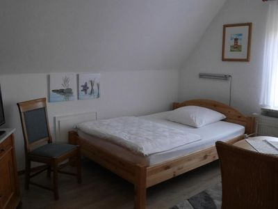 Photo for Double room II, shared shower / shared toilet - Saueressig - Haus Heidi
