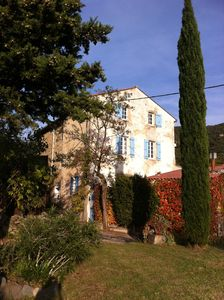 Photo for Holiday home in charming village of the Regional Park of Haut Languedoc