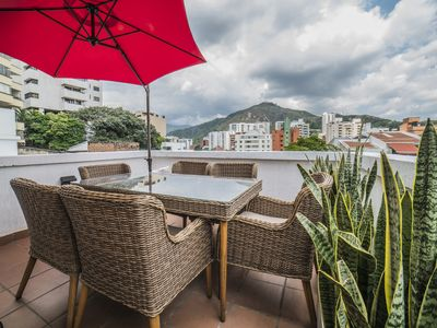 Photo for Penthouse With A Terrace And Amazing View In El Peñon