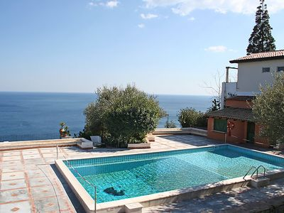 Photo for Apartment Terra Rossa Residence  in Taormina, Sicily - 8 persons, 3 bedrooms
