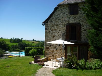 Photo for A beautiful cottage with a private pool