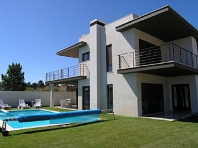 Photo for Detached Villa With Private Heated Pool