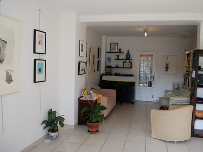 Photo for House in Versailles, sunny garden, very quiet, 20 min from Paris