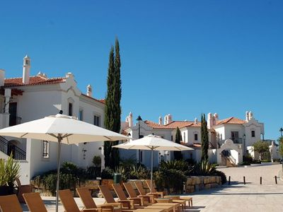 Photo for One bedroom Apartment, sleeps 2 in Vale do Garrao with Air Con and WiFi