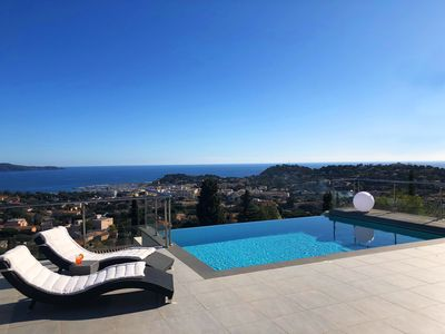 Photo for Breathtaking sea view, a true haven of peace