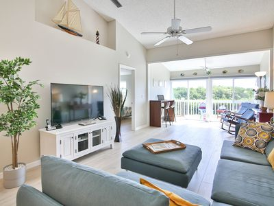 Photo for Perico Blue! Newly Renovated Condo, Gated Community, 5 Min to AMI Beaches