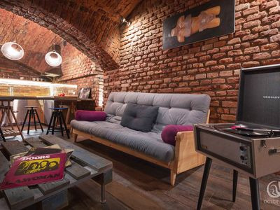 "Photo for LOFT APARTMENT ""THE DOORS"" in center of Prague"