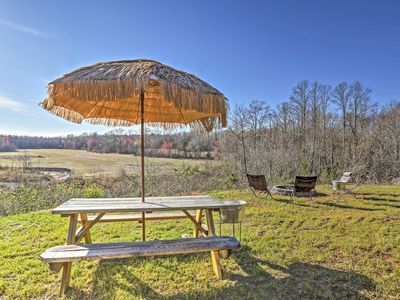 Photo for 2BR Cabin Vacation Rental in Murray, Kentucky