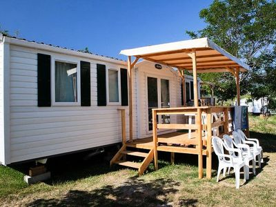 Photo for Ludo Camping Parc *** - Loft Cottage 4 Rooms 6 People