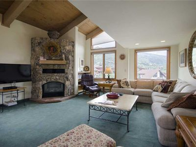 Photo for W3531 by Mountain Resorts ~ Pool & Hot Tub Onsite, Walk to Mountain Village!