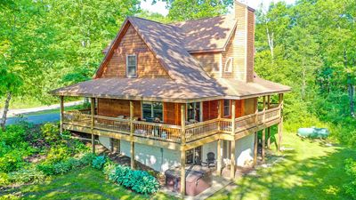 Photo for Less than 1 mile from Wisp, lake activities & restaurants!