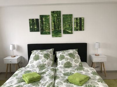 Photo for Modern, comfortable and centrally located in the Fichtelgebirge