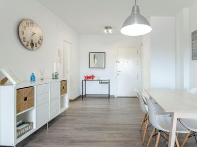 Photo for Lovely cozy apartment 3 bedrooms ideal for families