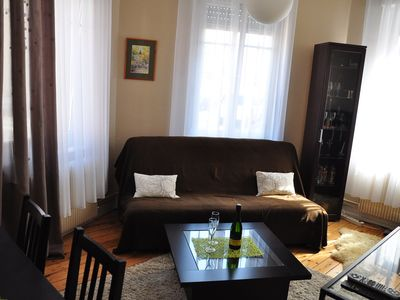Photo for Charming 2 rooms all comfort in peace, close center of Strasbourg