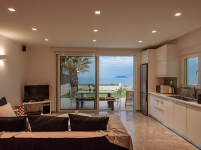 Photo for LΙDIA BEACH SUITES - SUITE LΙDIA AND SUITE APHRODITE (LUXURY SUITES FOR RENT)