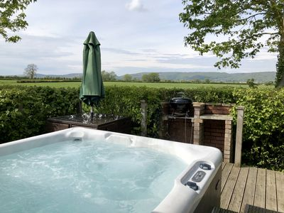 Photo for Meadow View lodge - Sleeps 4/5 with private hot tub