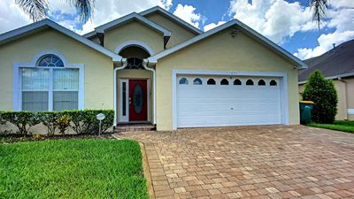 Photo for Disney On Budget - Indian Ridge - Welcome To Contemporary 5 Beds 3 Baths Villa - 3 Miles To Disney