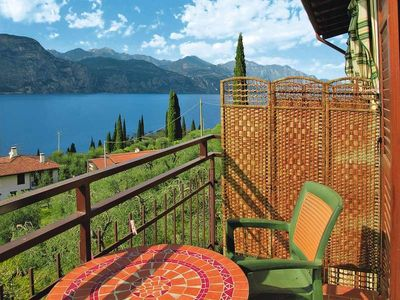 Photo for Apartment Casa Valenti  in Brenzone (VR), Lake Garda/ Lago di Garda - 2 persons, 1 bedroom