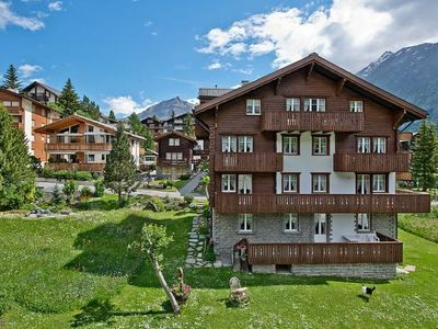 Photo for One bedroom Apartment, sleeps 4 in Saas-Fee