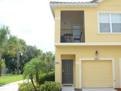 Photo for *Last Minute Deal! 2BR/2Bath Condo Near Disney–gated resort, free Wifi & parking