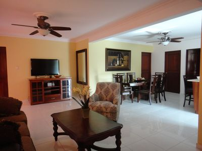 Photo for Best Price In La Romana 3 BR, 2 Bath   Sleeps 1-6