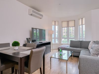 Comfort of home in this modern 1BD