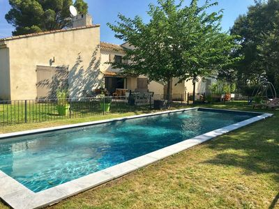 Photo for Superb Villa 240m2 with pool Near Aix en Provence