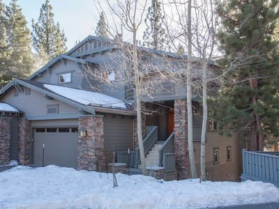 Photo for Large Luxury Timbers Townhome ;  4 Bedrm 3.5 Bath -Close To Ski Lifts