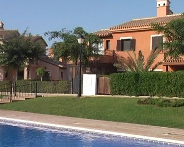 Photo for Villa In Hacienda Del Alamo Golf Resort, Murcia, Costa Calida, Spain