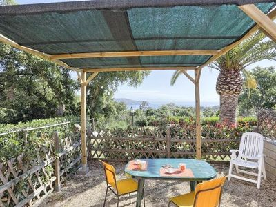 Photo for For romantic hours with fantastic views - Appartamenti Le Querce - Uva