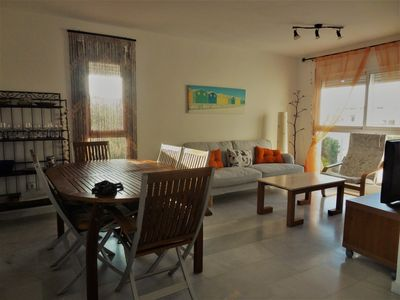 Photo for Beautiful apartment in El Toyo (next to Cabo de Gata) 300m from the beach. Wifi