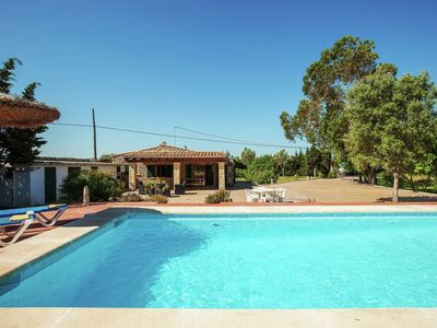 Photo for Cozy Holiday Home with Private Pool in Alcudia