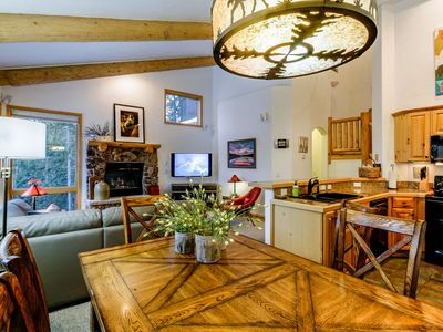 Photo for Lakota Mtn Lodge 105 by WPLCo | Tranquil Mtn Style | Slope Views | Luxe!