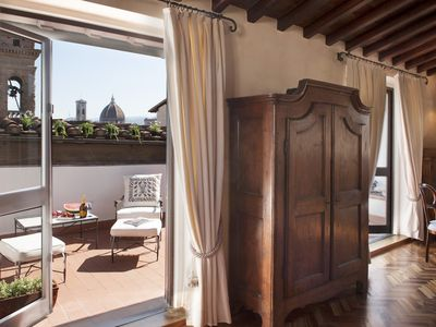 Photo for The Penthouse With 2 Terraces And Panoramic City Views
