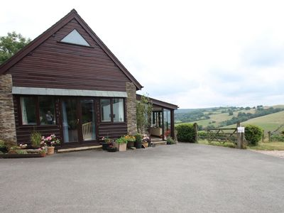 Photo for Putham Barn, Cutcombe - dog friendly