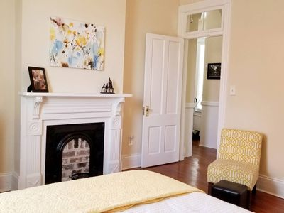 Photo for Spacious Victorian four blocks off of Forsyth Park with off street parking