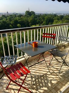 Photo for Superb apartment, exceptional view, downtown La Rochelle.