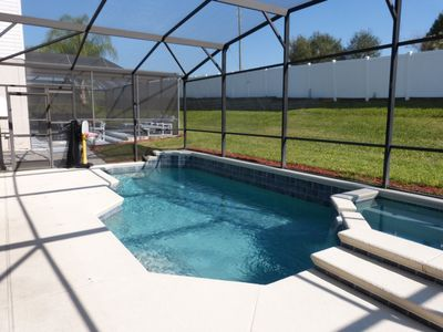 Photo for Windsor Palms 4 Bedroom Pool and Spa Home Near Disney.