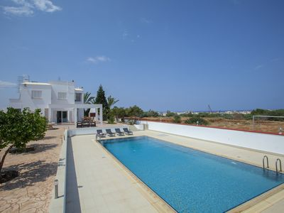 Photo for Protaras Views With Large Plot