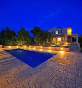 Photo for Beautiful Rustical Villa With Breathtaking Sea View