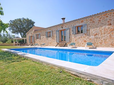 Photo for Finca Albocàsser stands out for its tranquility in a rural environment.