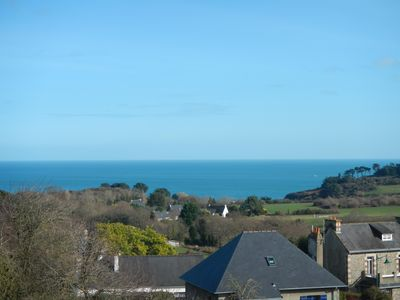Photo for beautiful sea view rental with spa and sauna