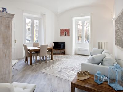 Photo for STYLISH APARTMENT ROME CITY CENTER