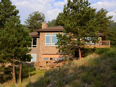 "Photo for Convenient ""mountain Getaway"" 10 Minutes From Downtown Boulder"